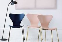 chairs: timeless beauties / ...some chairs we love