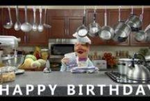 Happy Birthday!! / by Maria M.