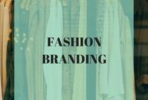 Startups: Fashion Branding Inspiration /  Styling & Branding Inspiration for your label, store or service brand.