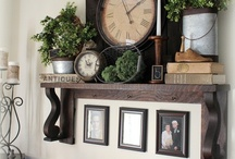 For the Home (Homemade Furniture & Idea's) / by Michelle Bingham Fitzwater