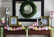 Holidays Easter Crafts / by Laurie Bossman