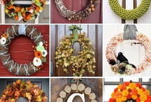 Wreaths / by Laurie Bossman