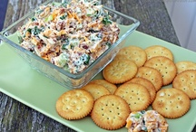 Recipes Snacks / by Laurie Bossman