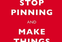 Things I Want To Make / by Laurie Bossman