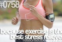 fitness / by Jessica Clawson