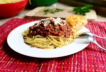 Recipes Pasta / by Laurie Bossman