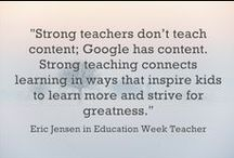 Education / Ideas, Resources, and Inspiration for Home and School Educators