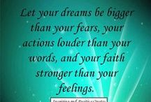 Inspiration and Motivation / Inspiring and Motivating Quotes and Blog Articles.