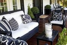 Design by Color - Black is the New Black / Black is always in style no matter what room you are decorating!