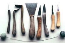 Materials, tools for trade