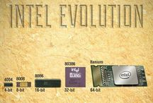 Our History / Intel, the world leader in silicon innovation, develops technologies, products, and initiatives to continually advance how people work and live. Founded in 1968 to build semiconductor memory products, Intel introduced the world's first microprocessor in 1971 and continues to innovate today.  Here's our story. / by Intel