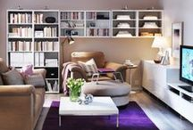 Interiors / by Tracy B