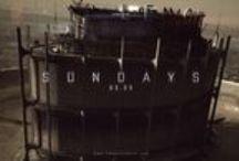 Sundays. / Director Mischa Rozema's film project Sundays looks to the Kickstarter creative community for help. www.sundaysmovie.com www.postpanic.com/kickstarter/