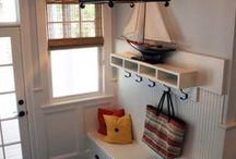 Mud Rooms / Foyers / Nooks & Cranies