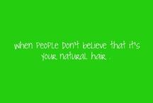 Curly Hair Problems... / by Erin Nicole Glatter-Fenlon