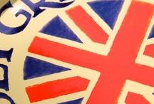 Keep Calm & Be British (Rule Britannia!)