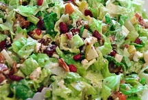 Recipes Salads / by Laurie Bossman