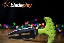 Knives / Cutlery of all shapes and sizes.  / by Blade Play