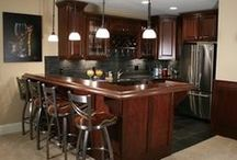 Bartender! / Always wanted a Home Bar! #Dannyveghs can help your design your ideal bar! #homeentertainer