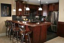 Bartender! / Always wanted a Home Bar! #Dannyveghs can help your design your ideal bar! #homeentertainer