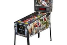 Arcade / Pull together an amazing #arcade for your home from the subtle accessories to the large gaming units!