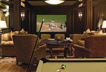 Awesome Game Rooms! / From arcade games, to sport games, to decoration, a game room must be epic!