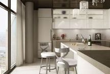 Kitchen Essentials - Bar and Counter Stools / We have it all! Kitchen products are in the Danny Vegh's repertoire as well!