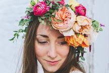 Flowers / Hair