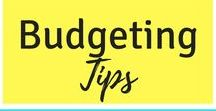 Family Budgeting Tips / Budgeting Tips, Budgeting Ideas, Budget Plans