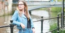 What I Wore / My own style shots from the blog! #outfit #ootd #wiwt