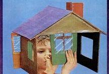houses / by Sophie Elizabeth