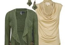 My Pinterest Closet / Clothes and Accessories I Love / by Lori McGee Holbrook