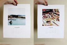 Calendar / Calendar printing and production