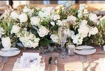 wedding center pieces and arrangments...