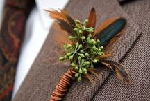 Corsage and boutts