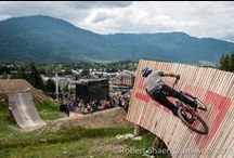 In The Zone - Whistler Bike Park / Whistler is just as much a summer destination as a winter wonderland. Hiking, mountain biking, and mountaintop dining are just some of the wonders to take in during Whistler's summer months!