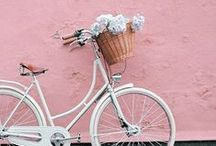 Bicycle chic ~ cycle style