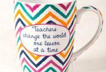 Teacher Tools & Classroom Crafts / by Nina Jean Miller