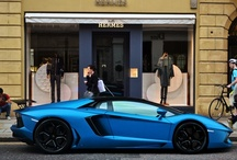 Cars That Are Blue / Interesting cars that are blue. / by Steven Colbath