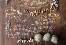 Seeds + Seed Saving / The beauty of seeds and the importance of saving our seeds and saving our future.