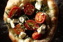 Pizza / Pizza recipes, pizza stones, and outdoor pizza ovens.