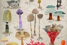 Mushrooms + Tuffles / Mushroom hunting, mushroom recipes, mushroom art, mycology, identification: the celebration fungi and truffles.