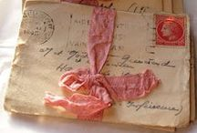 Mail Art + Postage Stamps / Mail art, postage stamps, postcards, and letters that inspire.