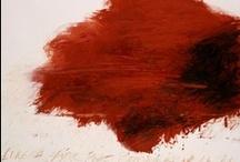 Ruby, Red, Scarlet + Chrimson