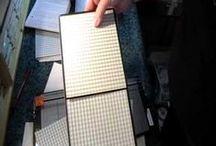GSD: Make a Box / DIY tutorials for how to make a box: matchbox, slider box, paper box, gift box, and more.