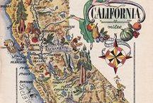 Old Maps / Wonderful old maps