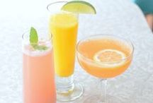 Drinks for a fancy lady