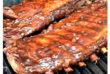 RECIPES - EASY BBQ & Sides / Best bbq recipes perfect for summer backyard grilling.