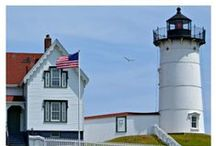 Travel - Maine / Beautiful Places and Attractions in Maine