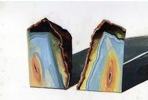 ART ED minerals rocks fossils  / by Sophie Elizabeth